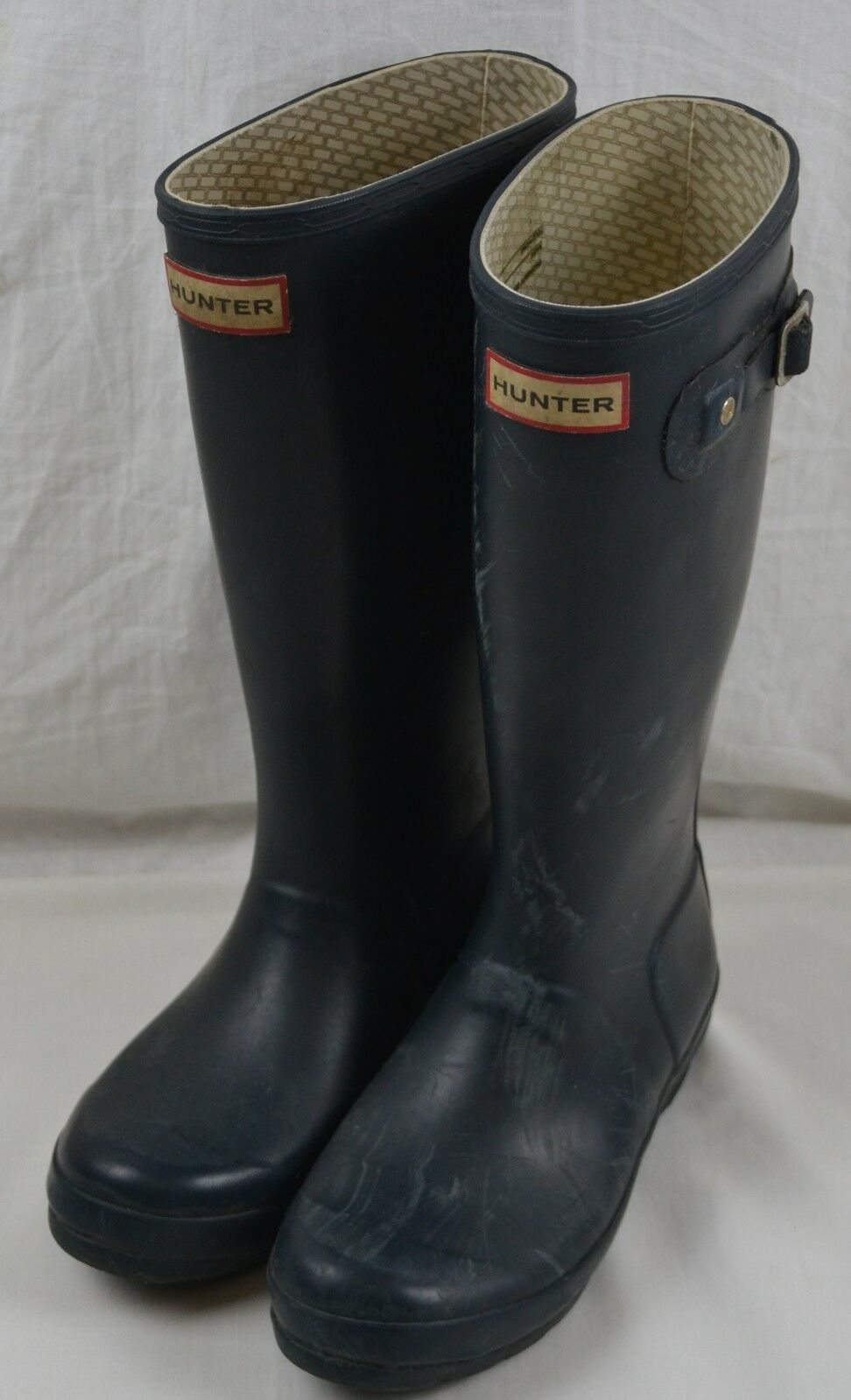 Hunter Wellies Original Classic Navy SIZE Wellington 3 / EU 35/36 Wellington SIZE Stiefel Kids b5fb70