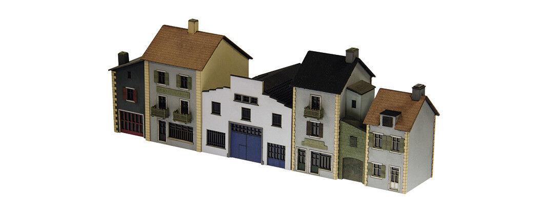 Trix 66304 pista n kit francesa casas fila