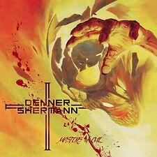 DENNER/SHERMANN - MASTERS OF EVIL  (2017) CD NEU