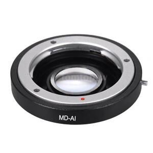 Lens-Adapter-Ring-Mount-for-Minolta-MD-MC-to-Nikon-AI-F-D7200-D800-D700-D300-D90