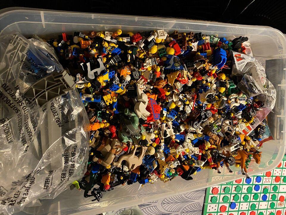 Lego andet, KÆMPE LEGO LOT 300KG