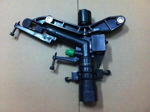 "1""ABS Plastic Impact Sprinkler Gun Sprinkler Head"
