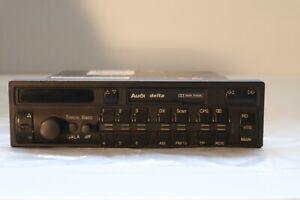 AUDI-OEM-A4-A6-A8-S4-S6-S8-CASSETTE-PLAYER-RADIO-STEREO-DELTA-CC-BLAUPUNKT