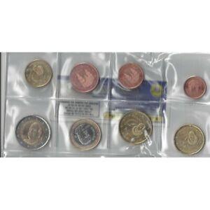 Espagne 2011 SERIE EURO 8 monnaies SUP