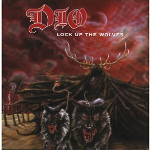 Dio - Lock Up The Wolves  New  Sealed