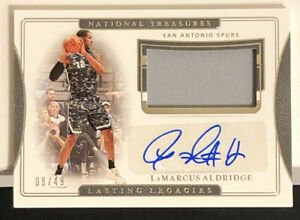 2019-20-National-Treasures-LaMarcus-Aldridge-Lasting-Legacies-Patch-Auto-49