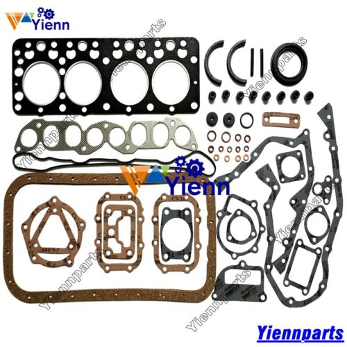SD22 full Overhaul Gasket Kit For Nissan Engine Truck Forklift set 10101-V0625