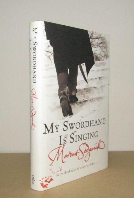 Marcus Sedgwick-Mein swordhand singt - 1st/1st