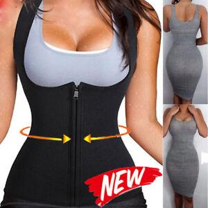 Fajas-Reductoras-Colombianas-Body-Shaper-Sauna-Suit-Waist-Trainer-Shapewear-Vest