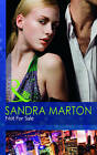 Not for Sale by Sandra Marton (Paperback, 2011)