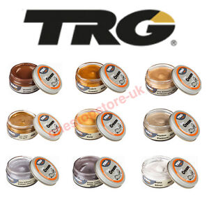 45922757f9ef TRG Shoe Cream Polish For Leather Shoes Boots Bags Car Seat Sofa 3 ...