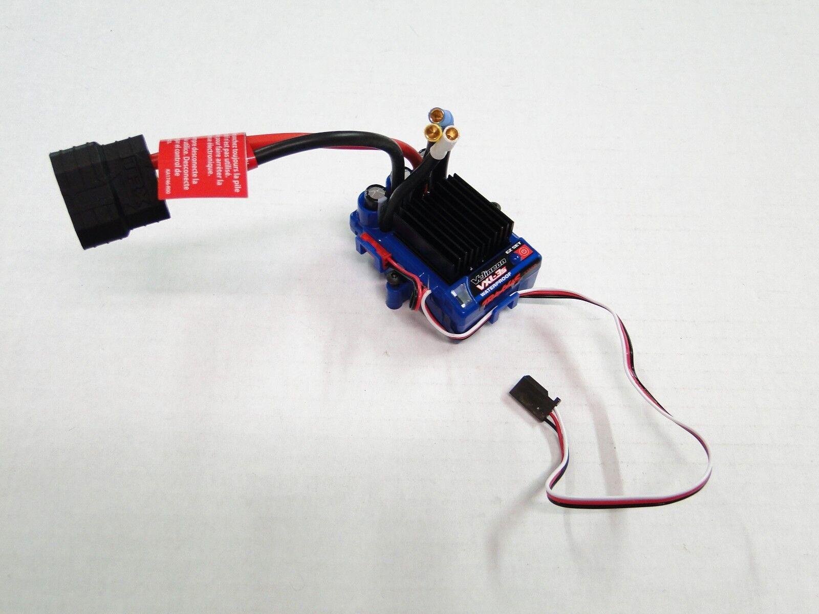 Nuovo TRAXXAS SLASH 1 10 4X4 4X4 4X4 ULTIMATE ESC VXL-3s ID CONNECTOR 3355R PLATINUM RFE 2ddd8b