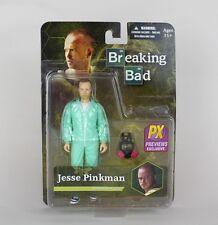 Breaking Bad Toys - Jesse Pinkman Blue Hazmat Suit Figure Previews Exclusive