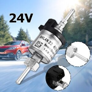 24V Car Air Diesel Parking Oil Fuel Pump For 1-5KW Webasto Eberspacher Heater