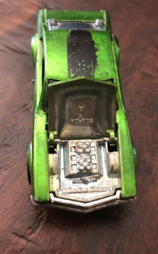 1969 Hot Mattel Vert Maverick Wheels Redline Mighty cqP0S1qrF