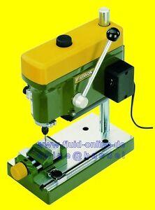 PROXXON-28128-kleine-Tischbohrmaschine-TBM220-fuer-Modellbau-Uhrmacher-NEU