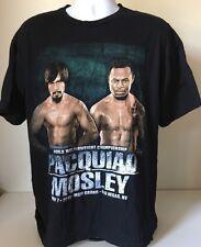 Manny Pac Man PACQUIAO vs Sugar Shayne Moseley Top Rank Boxing XL Philippines