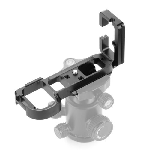 MAGIDEAL Plate Quick Release L-Bracket Camera Grip FOR SONY A7II A7RS Black