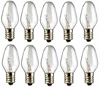 T4 CLEAR G8//GY8.6 Base 35T4//CL-GY8.6 Box of 10 Bulbs
