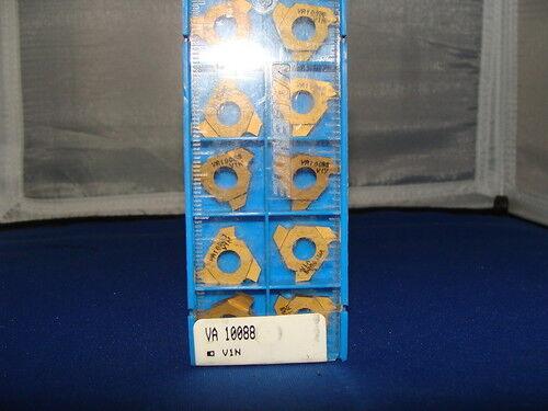 Valenite VOV 045431 Carbide Insert New VA 10088 V1N