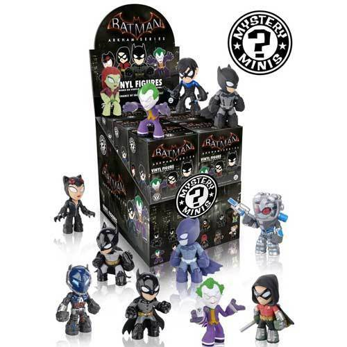 Batman - Arkham Series Gamestop US Exclusive Mystery Minis Blind Box - Set of 12