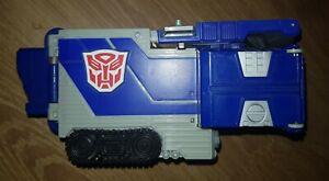 Transformers Armada Optimus Prime Powerlinx trailer Hasbro 2003