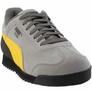 Puma-Roma-Retro-Nbk-Sneakers-Casual-Grey-Mens