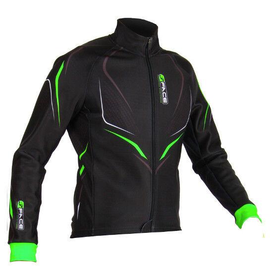 Giubbino ciclismo invernale ciclismo Giubbino giacca pesante antivento termica windstopper Hyper c133c5