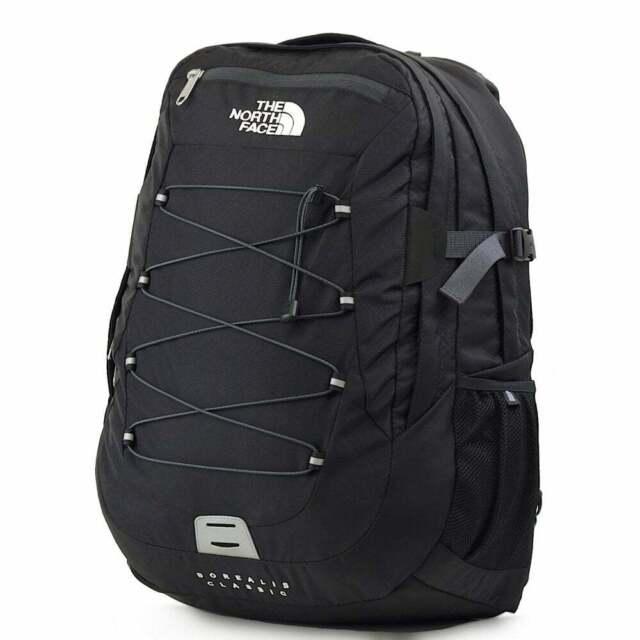 a0aa5f4a4 NORTH FACE Borealis Classic Backpack - TNF Black/Asphalt Grey T0CF9CKT0