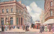 Miss K Pugh, c/o Mrs Mather, 1 Wilton Parade, North Shore Blackpool 1923 JZ3.102