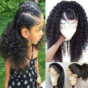 1B-Curly-Silk-Base-Full-Lace-Wig-Indian-Human-Hair-Wig-360-Part-Free-Hairline-sx