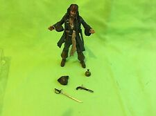 Pirates of the Caribbean's Captain Jack Sparrow Action Figure NECA Series 1