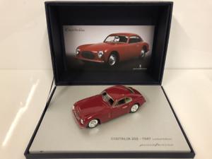 Cisitalia-202-Rouge-1947-Edition-Limitee-1-43-Echelle-la-Mini-Miniera-LMMPF012