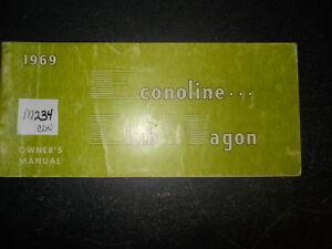 ford econoline club wagon owners manual  cdn van