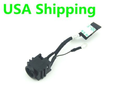 Original DC power jack plug in cable harness for Sony Vaio SVT131A11L SVT1313C5E