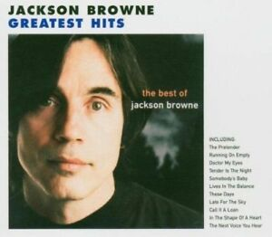 JACKSON-BROWNE-Best-Of-The-Next-Voice-You-Hea-NUEVO-CD