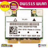 Dell Dw1515 U608f Wlan Wireless N Half Height Mini Pci-e Card Atheros Ar5bhb92