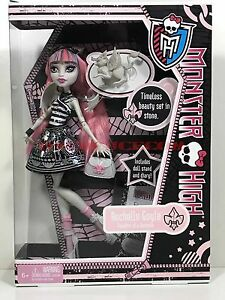 Monster High Ebay >> Monster High Doll Original Pet Rochelle Goyle 1st Wave New In Box