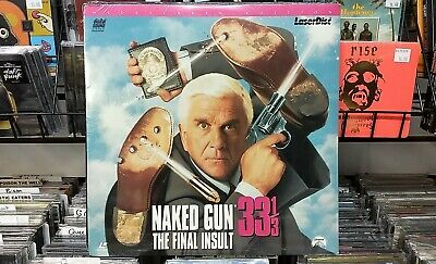 The Naked Gun 33 1/3: The Final Insult [DVD, 1994