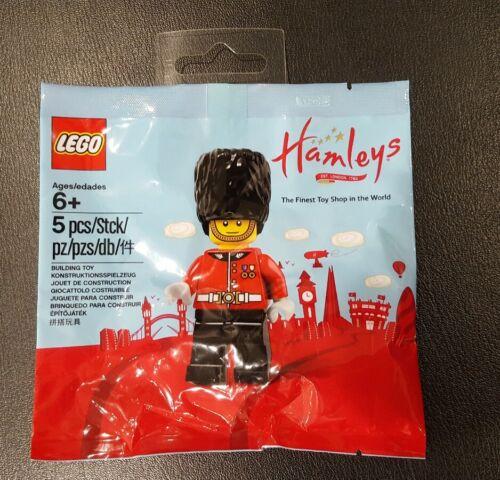 neuf Lego Hamleys Royal guard exclusive minifig 5005233