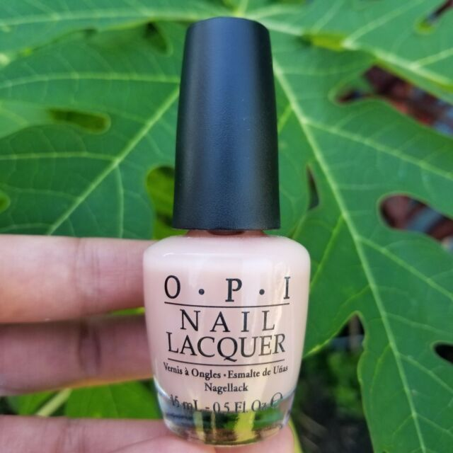 OPI in The Spot-light Pink Nail Polish Nlf27