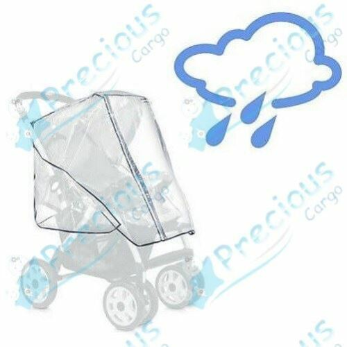 Lorelli Universal Regenschutz Einheitsgröße Baby Buggy Kinderwagen Spaziergänger