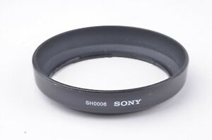EXC++ SONY SH0006 58mm LENS HOOD FOR SONY DT 18-70mm f3.5-5.6 A-MOUNT ZOOM