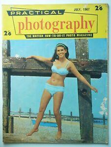 1967-JULY-PRACTICAL-PHOTOGRAPHY-BRITISH-HOW-TO-DO-PHOTO-MAGAZINE-UNITED-KINGDOM