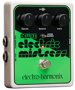 DéSintéRessé Ehx Electro Harmonix Deluxe Electric Mistress, Tout Nouveau Qualité Et Quantité AssuréE