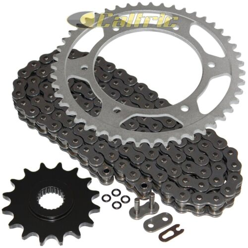Steel O-Ring Drive Chain /& Sprocket Kit for BMW F650GS F650 Gs 1999-2007