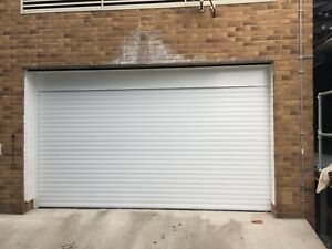 77mm elite electric roller door in white inc safety edge interior image is loading 77mm elite electric roller door in white inc planetlyrics Images