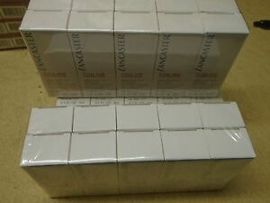 LANCASTER-TOTAL-AGE-CORRECTION-RETINOL-IN-OIL-JOB-LOT-X10-BOXES-X-3ML-FREEPOST