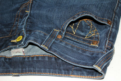Painted X Stretch Religion 4 1 Candice Jeans Taglia 29 Button True Women's 31 adtq78naAw