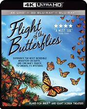 IMAX: Flight Of The Butterflies (4K UHD / 3-D Bluray)(Format: Blu-ray)